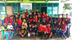 Jelang Akhir Tahun, Persatuan Sopir Truk di Bone Serbu Panti Asuhan