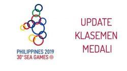 Indonesia Melonjak Ke Posisi Kedua di SEA Games 2019