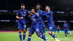 Hasil Kemenangan : Chelsea Vs Nottingham.