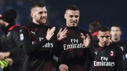 Brescia Vs AC Milan : Rossoneri Naik Peringkat