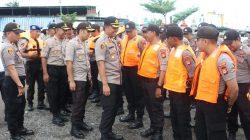 Begini Antisipasi Polres Pelabuhan Makassar Sikapi Cuaca Ekstrem