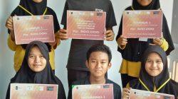 SMPN 2 Watampone Kunci Gelar Juara Umum Festival Literasi 2020