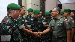Personel Kodam Hasanuddin Dikirim ke Papua, Ada Apa Ya?