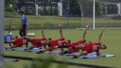 Skuat PSM Genjot Persiapan Leg Kedua di Jakarta