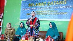 Siap-siap, Ketua TP PKK Kota Makassar Mulai Monitoring di Kecamatan