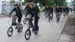NORC Kumpulkan Komunitas Sepeda di Makassar, Ini Misinya