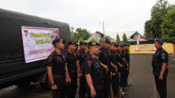 Operasi Sapu Bersih, Satu Kompi Brimob Kepung Laccokkong