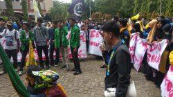 PMII Ancam Beri Rapor Merah ke DPRD Bone