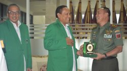 Pimpinan UMI Bertemu Khusus Pangdam Hasanuddin, Ini Yang Dibahas