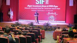 Bupati Seto 'Jual' Sinjai di Jakarta