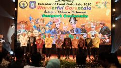 Launching Wonderful Gorontalo Dipusatkan di Makassar