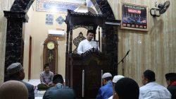 Jumat Ibadah, Pj Wali Kota Makassar: Jangan Terpancing Polemik Politik