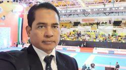 Wasit Sulsel Lulus Ujian Wasit Karate Dunia di Dubai, Ini Orangnya