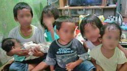 Ibu dan Ayah Meninggal, Ke Enam Anak Ini Jadi Yatim Piatu dalam Sehari
