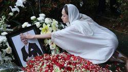 BCL di Pemakaman Ashraf : Hari Ini Semuanya Masih Shock