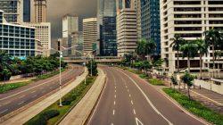 Polda Persiapan Jakarta Lock Down