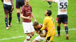 Bermain Dikandang, AC Milan Tumbang Oleh Genoa