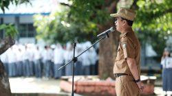 Camat Biringkanaya Curhat Kenakalan Remaja di SMAN 22 Makassar