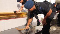 Masjid di Bali Jadi Sasaran Personel Brimob Bone