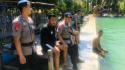 Brimob Bone Mulai Patroli di Cina, Pasca Menhub Budi Positif Corona