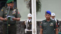 Pangdam Tak Segan Jatuhi Sanksi Pelanggar Netralitas TNI