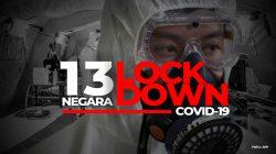Antisipasi Penyebaran Corona, 13 Negara Ini Memilih Lockdown