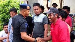 Misi Khusus Brimob Batalyon C Patroli ke Desa-desa di Bulukumba