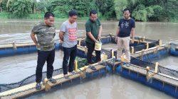 Wagub Sudirman Berdayakan Warga Pinggir Sungai di Bone dengan Jalur Ini