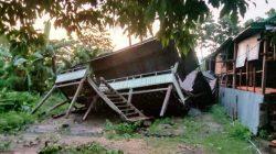 Parah, Rumah Rata Tanah Diterjang Puting Beliung di Bone