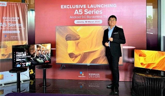 Dilengkapi Google Assistant, TCL Luncurkan Smart TV A5 Series 32 Inci dan 40 Inci