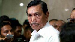Ini Arahan Luhut Pasca Ditunjuk Jokowi Gantikan Tugas Sementara Menhub