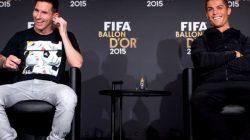 Messi dan Ronaldo Sumbang Rp.17,7 M Untuk Atasi Corona