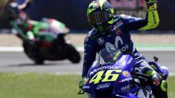 Kemenangan Terbaik Valentino Rossi di Sepanjang Karir