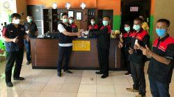 Relawan Covid-19 IDI Makassar Menginap Gratis di Wisma