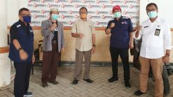 Top, Milad Bawaslu Sulsel Diisi Donor Darah, Begini Respons Ketua PMI Makassar