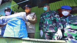 Dandim Kawal Khusus 60 Ribu Paket Sembako Pemkot Makassar