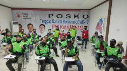 """10 Hari Ojol """"Kepung"""" Kantor PMI Makassar, Ini Misinya"""