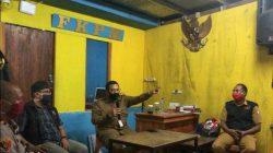 Pj Wali Kota Makassar Keliling Lorong Cerahkan Masyarakat untuk Tinggal di Rumah