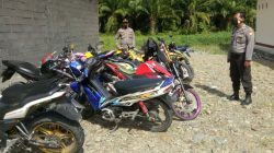Aduh, 13 Motor Bali Terjaring di Tengah Corona