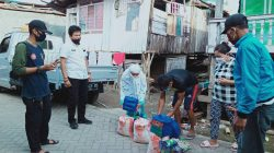 Tiga KK Jadi Korban Keganasan Angin Puting Beliung, Kadis Promal Salurkan Bantuan