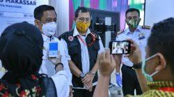 Kepala BIN Sulsel Sambangi Posko Covid-19 Makassar, Begini Temuannya