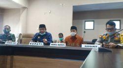 BREAKING NEWS: Bupati Fahsar Pastikan Tambahan 3 Orang Positif Corona di Bone