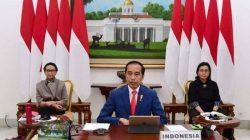 Jokowi Umumkan PSBB Corona, di Mana Menkes Terawan?