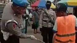 Tertibkan Warga, 8 Polisi Ditahan Karena Pukuli Warga Pakai Rotan