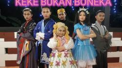 Kesal Dianggap Pansos, Rinni Pertanyakan Lagu 'Keke Bukan Boneka'