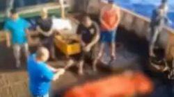 "[CEK FAKTA] Jenazah ABK Indonesia di Kapal Berbendera China ""Dibuang"" ke Laut"