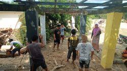 Aksi Lurah Cantik Bone Bantu Masyarakat Luwu Utara Korban Banjir Bandang