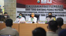 Bintang Sokong 1.700 Paket Bantuan, Begini Kata Pj Wali Kota Makassar