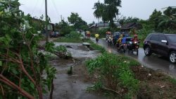 2 Warga Meninggal dan 200 Rumah Rusak Diterjang Angin Puting Beliung