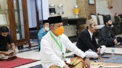 Pj Wali Kota Makassar Tebar Pesan di Balik Tanpa Gelaran Open House